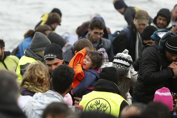 Refugiados-inmigrantes