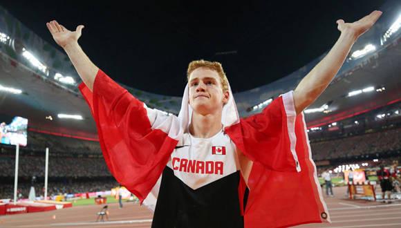 Shawn Barber campeon mundial pertiga
