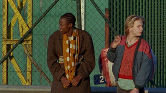 Still de película La Promesse, 1996.