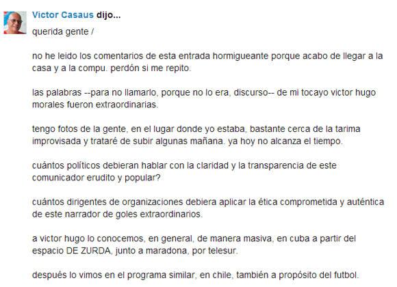 Victor Casaus