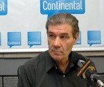 Victor Hugo fue despedido de la emisora Continental. Foto Tomada de La Noticia 1.