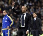Gareth Bale marcó su tercer hat-trick con el Real Madrid, aun así el protagonista de la noche en la capital española fue Zidane. Foto: AFP: