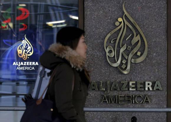 Al Jazeera America. Foto: Reuters.