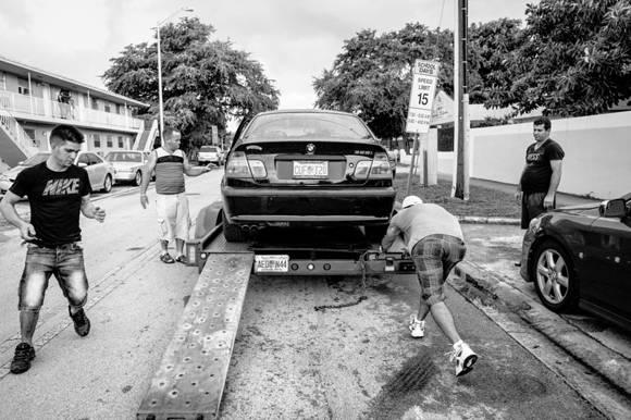 Las calles de oro de Hialeah (un ensayo fotográfico sobre la