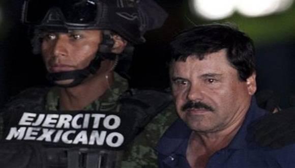 AMN-GEN MEXICO-CHAPO GUZMAN