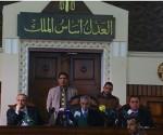 condena hosni mubarack
