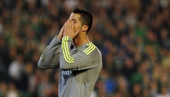 El Real Madrid empató 1-1 con el Betis en el primer partido de Zinedine Zidane fuera de casa: Foto: Marca.