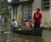 Las inundaciones a causa de fenómenos meteorológicos es una de las consecuencias del ENOS.