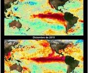 Fenónemeno El Niño. Archivo.