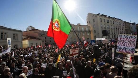 Este domingo Portugal realiza sus elecciones presidenciales. Foto: Telesur.