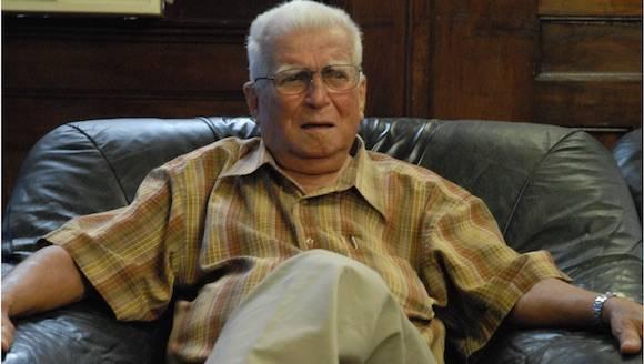 Ernesto Vera. Foto: Cubaperiodistas