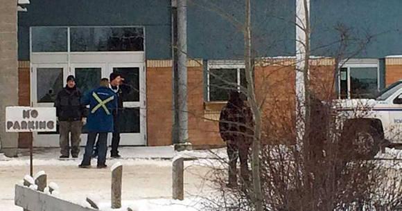 Según los reportes, este ha sido el peor tiroteo en una escuela canadiense en los últimos 26 años. Foto: AP