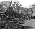 El Estado Islámico ha causado destrucción y sufrimiento en Siria. Foto. Reuters.