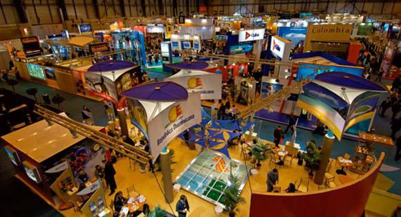 Feria Internacional de Turismo de España en su edición 2015.