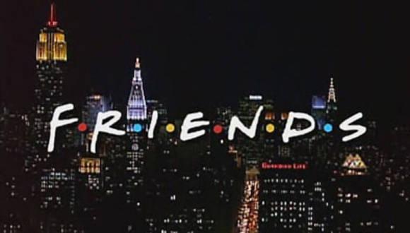 friends logo ciudad de nueva york