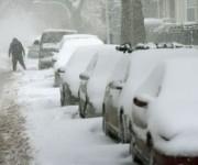 Las temperaturas eran gélidas también en Illinois, por segundo día consecutivo.