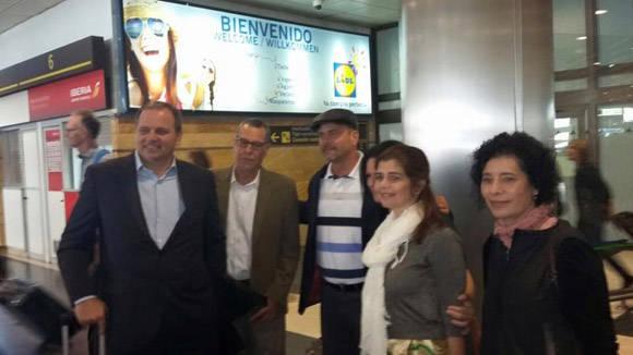 Agradece Héroe antiterrorista cubano solidaridad española