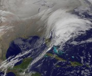 imagen del satelite