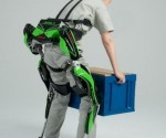 Exoskeleton.