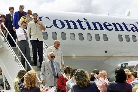 Creció la llegada de ciudadanos norteamericanos a Cuba en 2015, pero no como turistas.