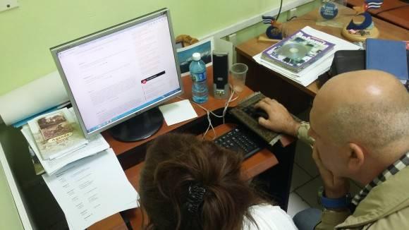 Forodebate en Cubadebate con especialistas de la ONAT. Foto: Darío Alemán/ Cubadebate