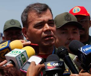 Ministro venezolano para la Defensa, Vladimir Padrino López. (Foto: Archivo)