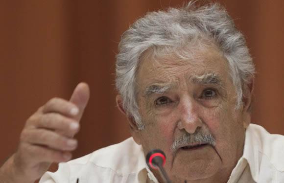 Conferencia Magistral de Pepe Mujica en el Palacio de las Convenciones. Foto: Ismael Francisco/Cubadebate.