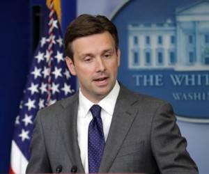 Portavoz de la Casa Blanca, Josh Earnest. Foto: Politico.com