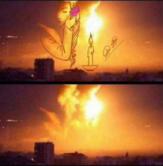 yemen guerra belleza
