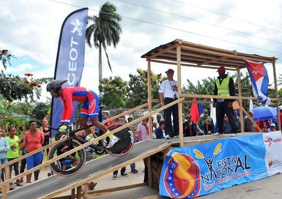 11Na-etapa CONTRA RELOJ PR GANADOR PEDRO PORTUONDO DE SANTIAGO DE CUBA.