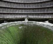 Antigua instalacion de enfriamiento, Bélgica. Foto: Broken View.