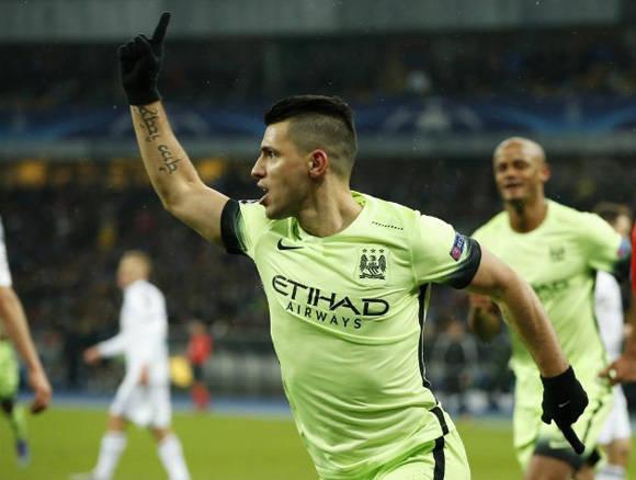 El Kun: 17 goles en Champions con el City desde que aterrizó en el Etihad. Máximo goleador histórico en la Liga de Campeones y en Europa de los 'skyblues' (21 dianas). Foto tomada de Marca.