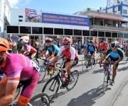 5ta etapa-Holguin-Camaguey Meta volante en Las Tunas ganada por Angel Hidalgo. Foto: Ricardo López Hevia / Cubadebate