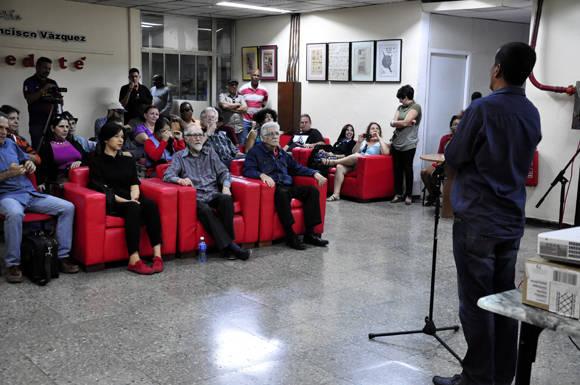 Asistentes a la celebración. Foto: Roberto Garaicoa/Cubadebate.