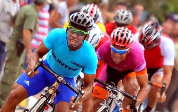 Onel Santa Clara, campeon de las metas volantes. Foto: Ricardo López Hevia