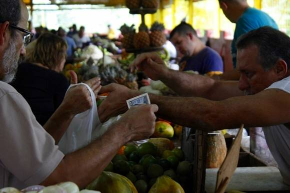 Normados en Cuba precios de venta de productos no agropecuarios
