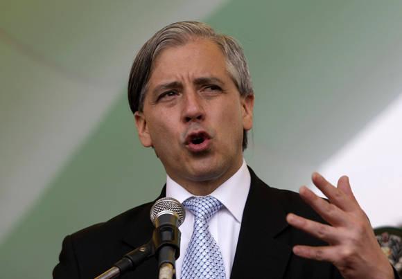 Álvaro García Linera. Foto: Reuters