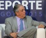 Andrés Botero, presidente de Coldeportes, pronostica un triunfo de Colombia en los próximos Juegos Centroamericanos y del Caribe. Foto: wp.presidencia.gov.co (Archivo)