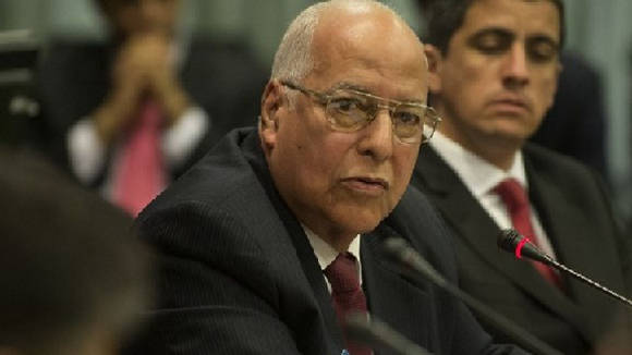 Ricardo Cabrisas, ministro de Economía y Planificación. Foto: Archivo.