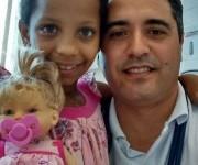 Carlos Yohán, Nina y la muñeca