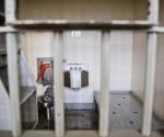 Celda de los condenados a muerte en la prisión de Jackson, en el estado de Georgia (suroeste de EE.UU.).