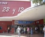 Cine 23 y 12, sede de la Cinemateca. Foto: Anabel Díaz.