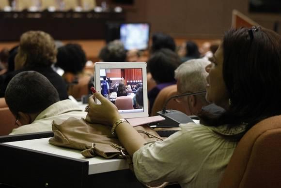 Asisten unos tres mil participantes de 60 países. Foto: José Raúl Concepción/Cubadebate.