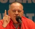 Diosdado Cabello. Foto: Archivo.