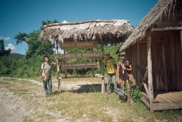 En el Parque Humboldt, Guantánamo. Foto: Chenly / Cubadebate