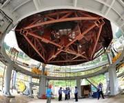 Este proyecto forma parte del grandioso plan espacial de China. Foto: Getty.