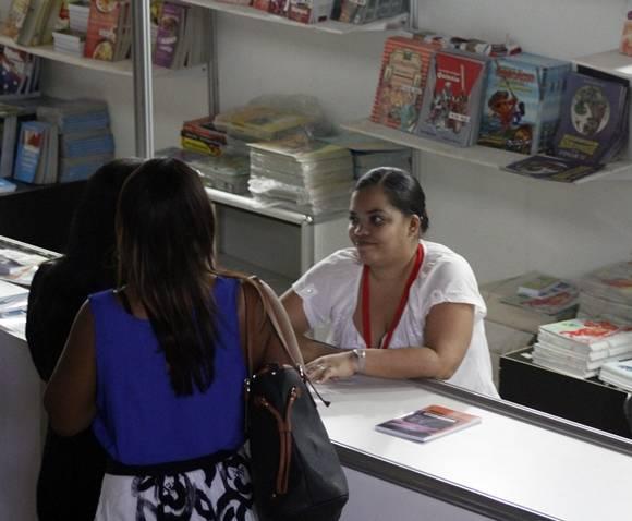 Feria del Libro. Foto: José Raúl Concepción/Cubadebate.