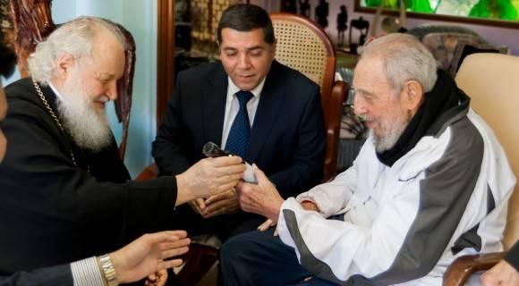 Fidel y Kirill 940