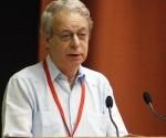 La conferencia inaugural de esta penúltima jornada estuvo a cargo de Frei Betto. Foto: José Raúl Concepción/Cubadebate.