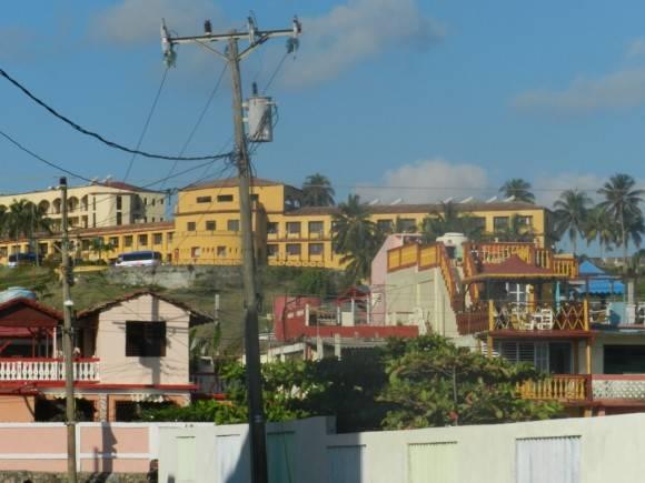Hotel El Castillito, Baracoa, Guantánamo. Foto Amaury Daissón Gámez / Cubadebate
